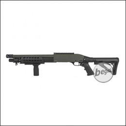 "Secutor Velites ""Ferrum"" Metall Shotgun -olive- (frei ab 18 J.)"