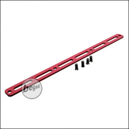 M-LOK Rail für Begadi Modular Handguard System - rot