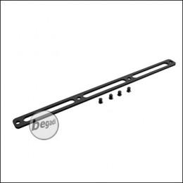 M-LOK Rail für Begadi Modular Handguard System - schwarz