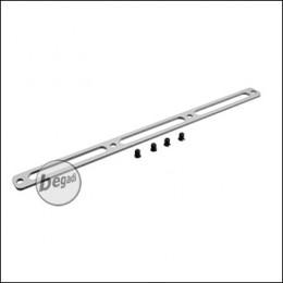 M-LOK Rail für Begadi Modular Handguard System - silber