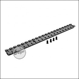 Pure Picatinny Rail für Begadi Modular Handguard System - grau
