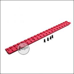 Pure Picatinny Rail für Begadi Modular Handguard System - rot