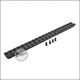 Pure Picatinny Rail für Begadi Modular Handguard System - schwarz