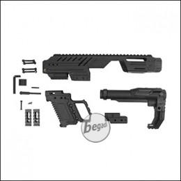 SLONG MPG SMG Conversion Kit inkl. Mag Holder für G-Serie (TM,WE,VFC,KJW) -XXL Version-
