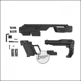 SLONG MPG SMG Conversion Kit inkl. Mag Holder für G-Serie (TM,WE,VFC,KJW) -XXL Version-