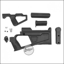 SRU SR-Q AR ICS Advanced Kit -schwarz-