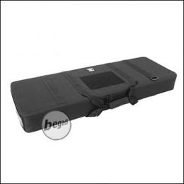 S&T Waffentasche / Semi Hardcase 90x30x10cm (groß) -schwarz-