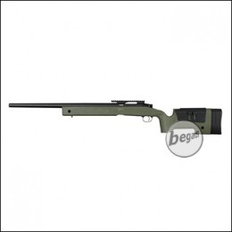S&T M40 A3 Sniper Rifle -Roedale Lizenzversion-, olive (frei ab 18 J.)