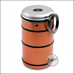 "StratAIM ""EPSILON"" CNC Impact Granate, 100 BBs -orange- (frei ab 18 J.)"