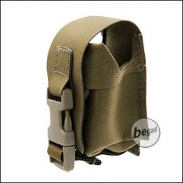 StratAIM Epsilon Lasercut Grenade Pouch / Granatentasche -TAN-