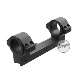 S&T ST338 One Piece Scope Mount - schwarz
