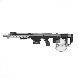 S&T ST-SR1 Spring Sniper Rifle inkl. Koffer -grau- (frei ab 18 J.)