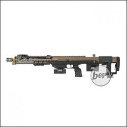 S&T ST-SR1 Spring Sniper Rifle inkl. Koffer -TAN- (frei ab 18 J.)