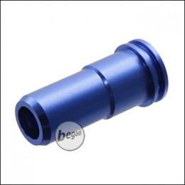 TFC Essential CNC Alu Nozzle mit Doppel O-Ring -19,5mm- (blau)