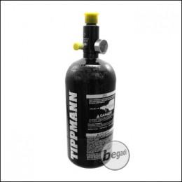 Tippmann 0,8L (48ci) HP Tank / Flasche mit Regulator (groß)