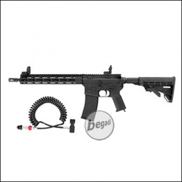 "Tippmann M4 RADON ""Carbine"" CO2 / HPA Version inkl. Remote Line (frei ab 18 J.)"