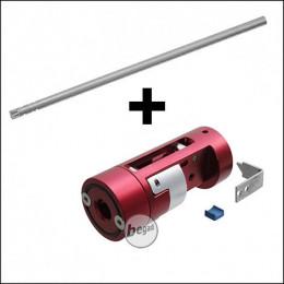 TNT Talon MK1 CNC HopUp Unit Bundle für VSR Systeme inkl. TNT S+ Tuninglauf (frei ab 18 J.)