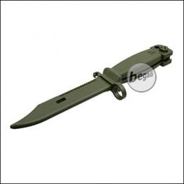 UFC Übungsmesser / Dekomesser Typ AKM II - olive [UFC-AR-101OD]