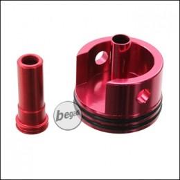 UFC M4 Aluminium Cylinderhead & Nozzle Set [UFC-GB-075]