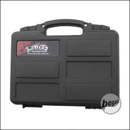 UFC PT Hard Gun Case / Pistolenkoffer aus Nylon Fiber (klein) - 31 x 25 x 8,0cm
