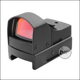 UFC Reflex Mini Reddot - schwarz