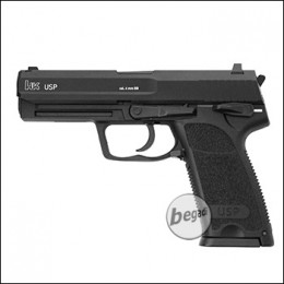 Heckler & Koch USP CO2 GBB Version (frei ab 18 J.) [2.6356]
