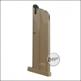 Magazin für Beretta M9 A3 CO2 Version -TAN- [2.6357.1]