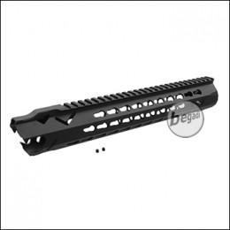 "VFC Avalon Leopard Keymod Rail Handguard, 13"" -schwarz- (lang)"