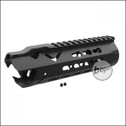 "VFC Avalon Leopard Keymod Rail Handguard, 8"" -schwarz- (kurz)"