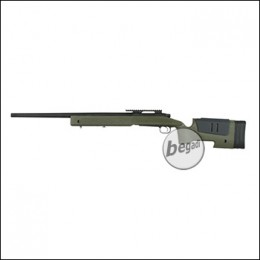 VFC M40 A3 Sniper Rifle -Roedale Lizenzversion-, olive (frei ab 18 J.)
