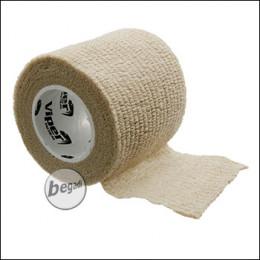 VIPER Tacwrap Tape / universelles Textilband -TAN-