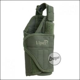 VIPER MOLLE Modular Adjustable Holster, voll verstellbar - olive