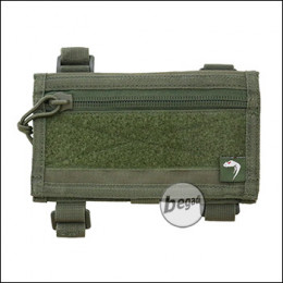VIPER Tactical Military Wrist Office / Map Case -olive-