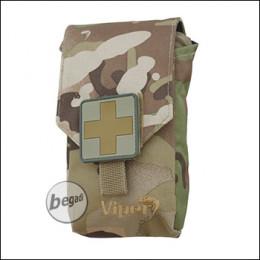 VIPER Tactical First Aid Pouch, mit Inhalt - vcam / multiterrain