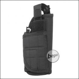 VIPER MOLLE Modular Adjustable Holster, voll verstellbar - schwarz