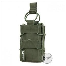 VIPER Elite M4 CQB Mag Pouch, selbstsichernd & anpassbar - olive