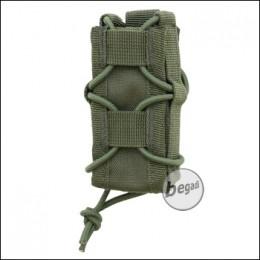 VIPER Elite Pistol Mag Pouch, selbstsichernd & anpassbar - olive