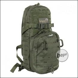 VIPER Lasercut 13,5L MOLLE Daypack für Weste & Standalone - olive