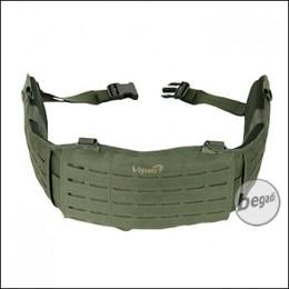 VIPER Lasercut Battle Belt / Waistbelt bis 130cm - olive