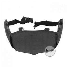 VIPER Lasercut Battle Belt / Waistbelt bis 130cm - schwarz