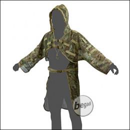 Viper Concealment Vest / Sniper Cloak / Scharfschützenmantel -vcam / multiterrain-