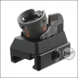 WE 4168G / K468A Part No. 20 - Metall Rear Sight