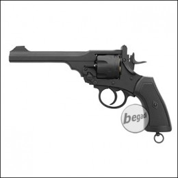 "Well G293 CO2 Revolver ""Vollmetall Version"" (frei ab 18 J.)"
