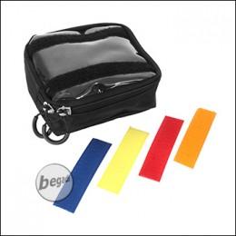 ZentauroN Innentasche für Rucksack etc., schwarz - Gr. S / 1L