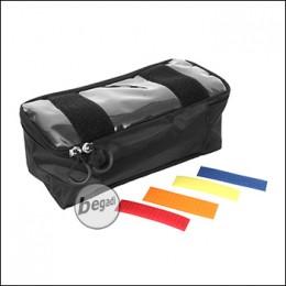 ZentauroN Innentasche für Rucksack etc., schwarz - Gr. XL / 4L