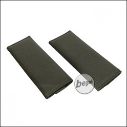 ZentauroN Universal Schulterpolster für Plate Carrier / Plattenträger - steingrau olive
