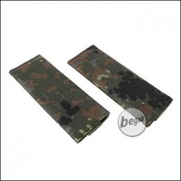 ZentauroN Universal Schulterpolster für Plate Carrier / Plattenträger - flecktarn