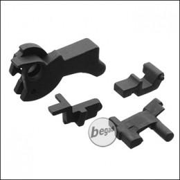 Z Parts CNC Stahl Hammer Set für P226 - KJW KP-01 Serie