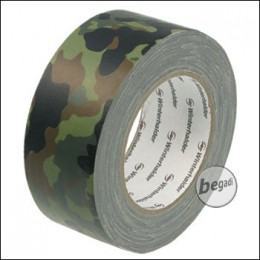 Gewebeband G11 50mm x 25m, flecktarn