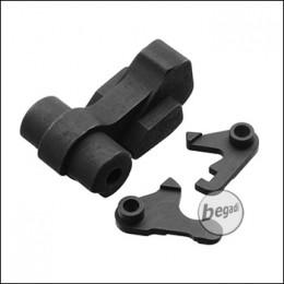 Z Parts WE SMG-8 Steel Trigger Set [WE-SMG8-001]